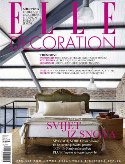2014-09@ELLE DECORATION_CROATIA_COUV