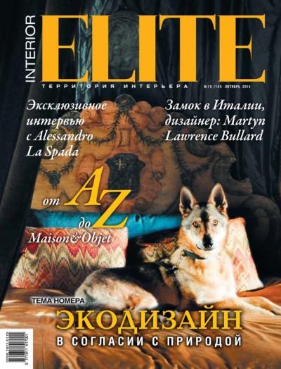 2014-10@ELITE MAGAZINE_RUSSIA_COUV