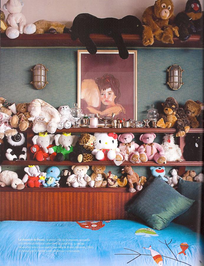 Cap-d'Ail-Villa-Nouvion-chambre-enfants-photo-6